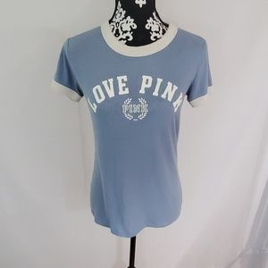 Pink by VS tee XS